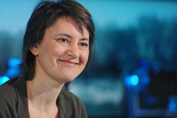 Nathalie Arthaud invitée à la fête de Lutte Ouvrière à Saint-Priest