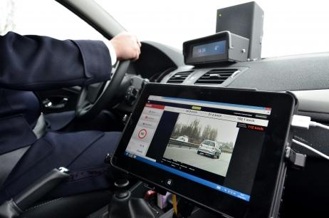Sécurité routière : le radar mobile-mobile est arrivé à Lyon !