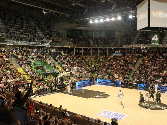 Play-offs : ASVEL-Strasbourg à guichets fermés