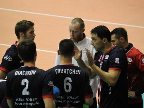 Challenge Cup : pas le droit à l'erreur pour l'ASUL Lyon Volley