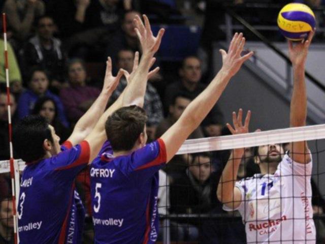 Volley : Martin Jambon quitte l'ASUL