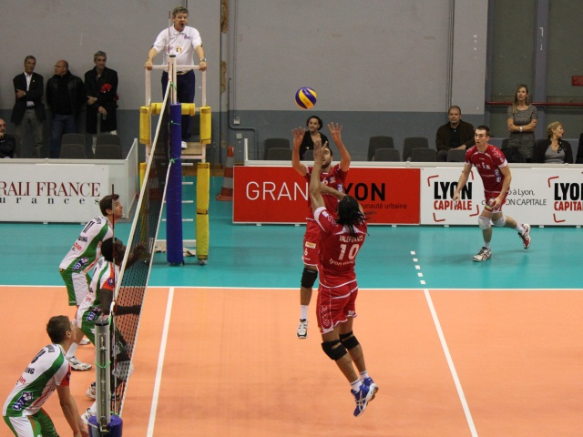Volley-ball : L'Asuliste Léo Mineiro signe à Ajaccio