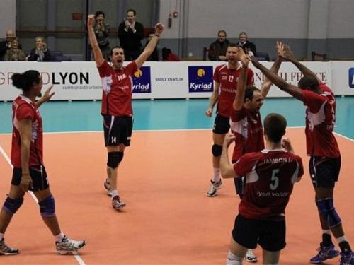 Direction la finale des play-offs pour l'ASUL Lyon Volley