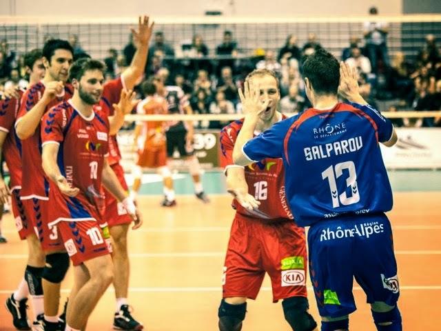 Ligue A : premier match de la saison pour l'ASUL Lyon Volley