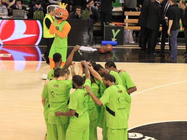 Basket : Jackson envoie l'ASVEL sur le podium avant les play-offs