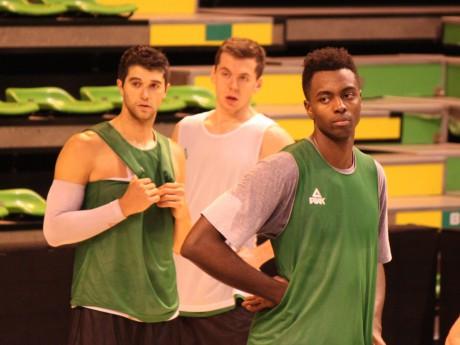 FIBA Cup : l'ASVEL  s'impose facilement contre les Slovènes du Krka Novo Mesto (88-60)