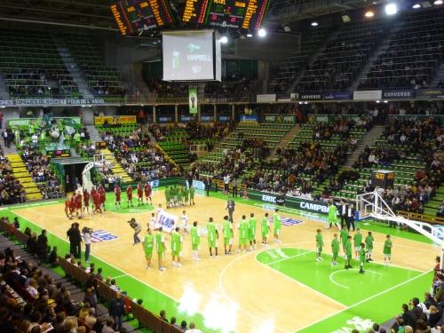 L'ASVEL joue son match 2 face à Strasbourg ce jeudi soir