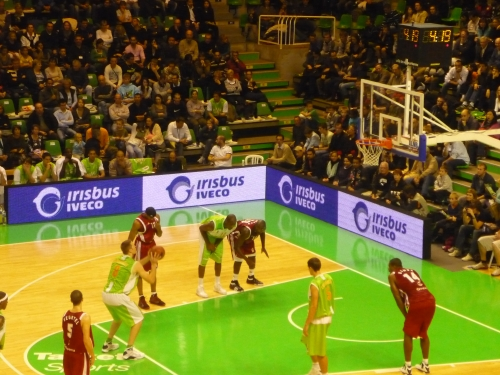 L'ASVEL s'enfonce face au Mans
