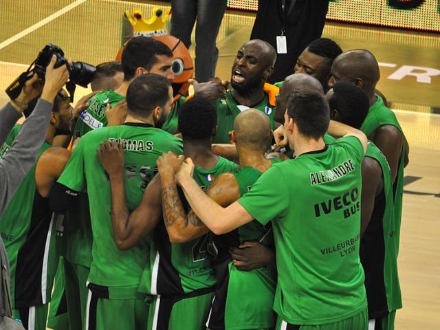 L'Asvel Basket doit réagir après sa lourde défaite contre Limoges