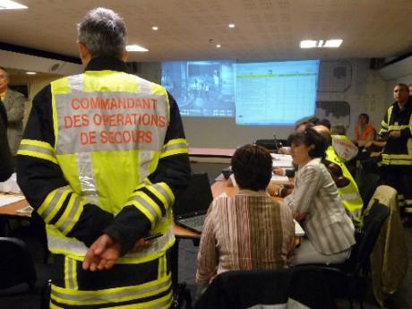 Lyon : les étudiants en médecine formés aux premiers secours en cas d'attentats
