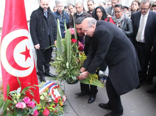 Attaque terroriste de Tunis :150 personnes réunies à Lyon pour rendre hommage aux victimes