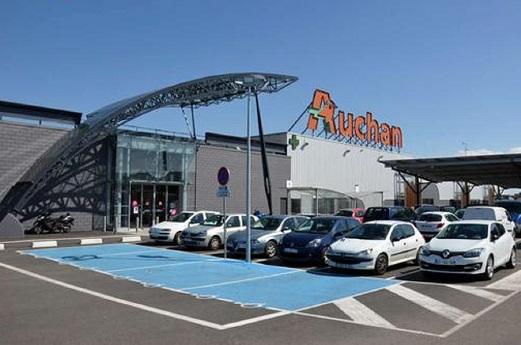 Lyon : Une retraitée fait des courses pour…1,4 milliard d'euros à Auchan Dardilly