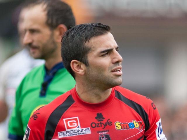 L'international argentin Agustin Figuerola signe au LOU Rugby