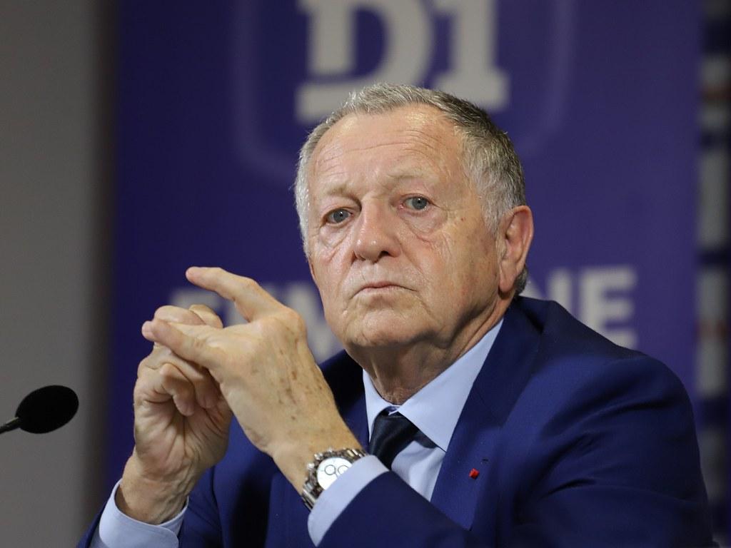 Jean-Michel Aulas recadré par le patron de l'UEFA — OL