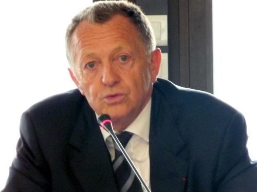 """Taxe à 75% : """"contre-productif pour l'OL"""", selon Aulas"""
