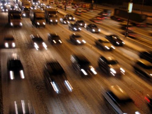 Conditions de circulations difficiles pour la nuit de la Saint-Sylvestre