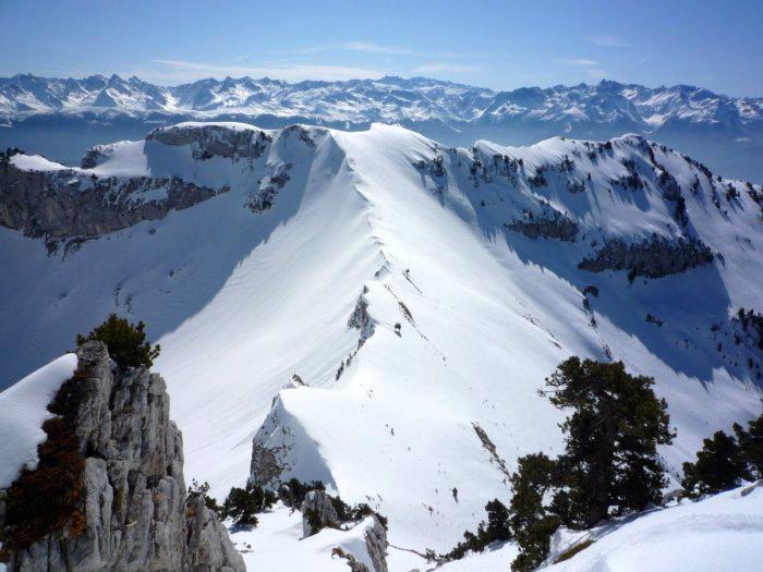 Plus du tout de neige sur les Alpes en 2100 ?
