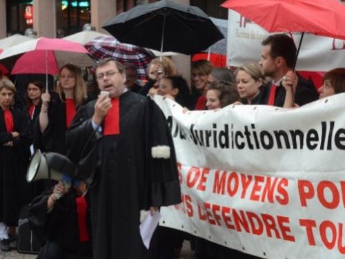 Aide juridictionnelle : les avocats du Barreau de Lyon vont se mobiliser ce lundi