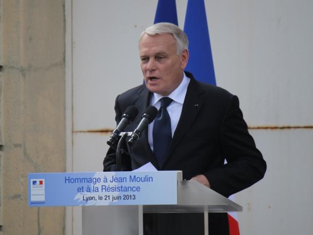 Jean-Marc Ayrault de retour à Lyon ce lundi aux côtés de Manuel Valls