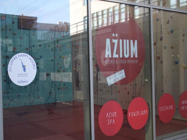 Confluence : Azium placé en redressement judiciaire