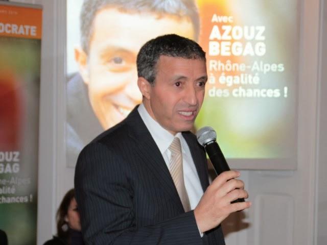 Azouz Begag accuse ouvertement Brice Hortefeux de racisme