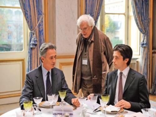 De Villepin vu par Bertrand Tavernier : la bande-annonce du très attendu Quai d'Orsay