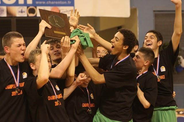 Les jeunes du club sauvent la saison de l'ASVEL