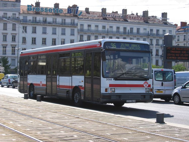 Agression d'une conductrice TCL