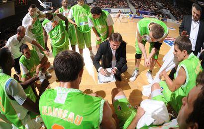 Basket : L'Asvel en Italie sans pression