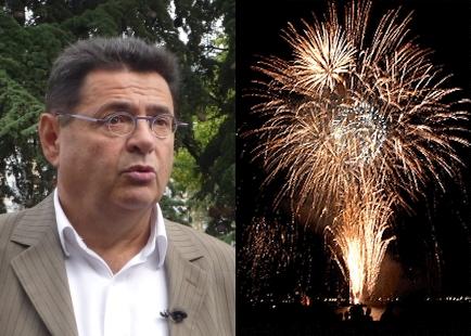 La surprenante annulation du feu d'artifice du 14 juillet à Villeurbanne