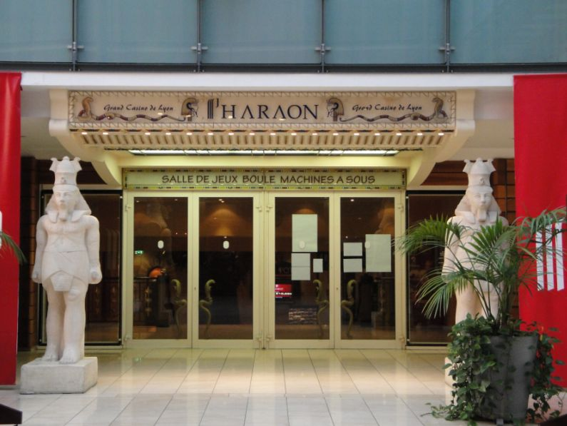 """Le casino """"Le Pharaon"""" braqué dimanche matin"""