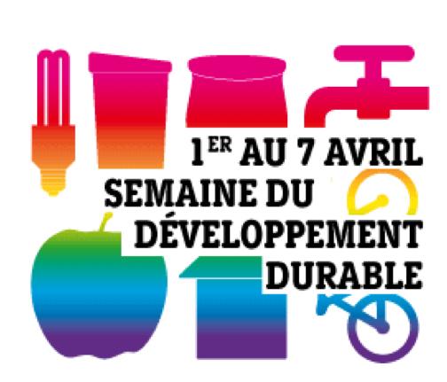 La semaine du développement durable commence jeudi partout en France