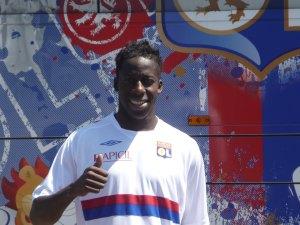 Football : La première sélection d'Aly Cissokho