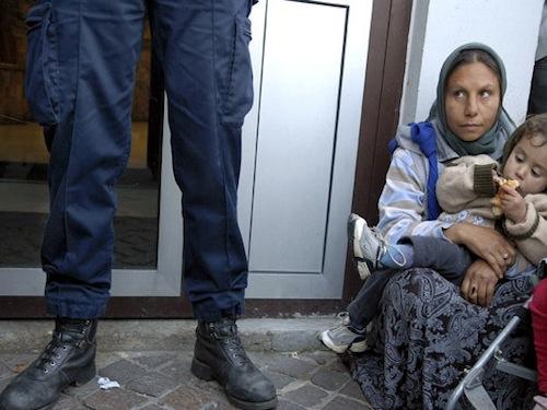 Un squat évacué cours de la République à Villeurbanne lundi matin