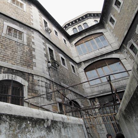 Plus de chauffage à la prison Saint-Paul