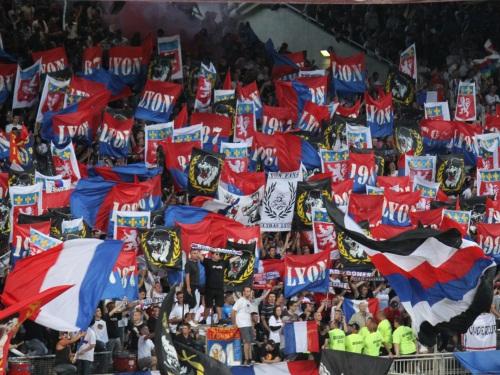 L'Olympique Lyonnais consacré premier club qu'il fait bon supporter en France