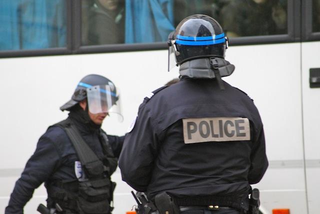 Les policiers de la CRS 46 ne sont plus malades
