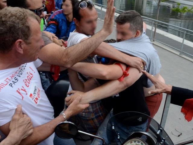 Une bagarre a éclaté avec des passants - LyonMag