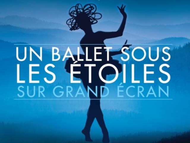 Un ballet sous les étoiles : une projection en direct de l'Opéra de Lyon le 4 juillet