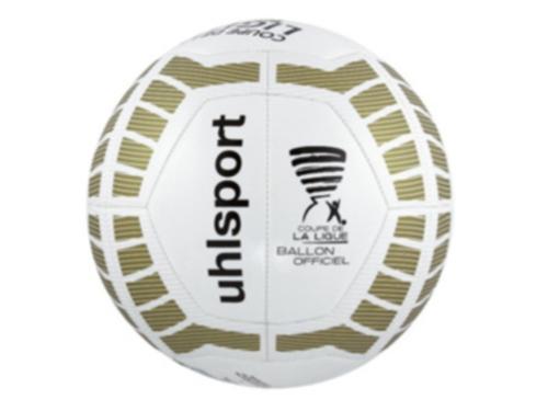 OL : un ballon tout neuf pour la finale de la Coupe de la Ligue