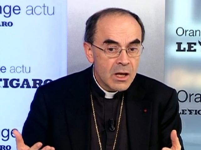 """Barbarin : """"l'Europe doit se saisir du problème des Roms, je l'ai dit au Pape"""""""