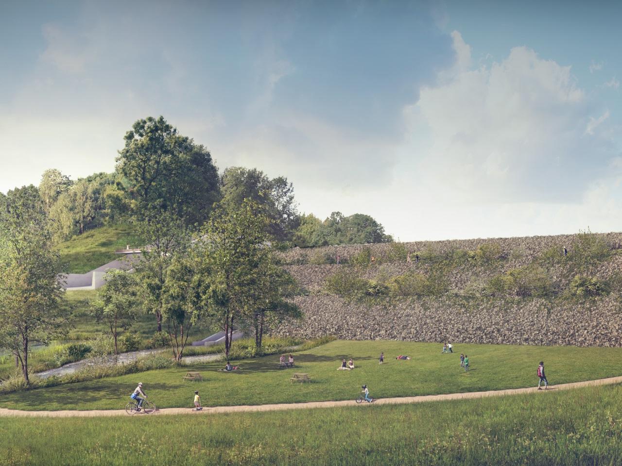 Le prochain barrage de Francheville  - DR