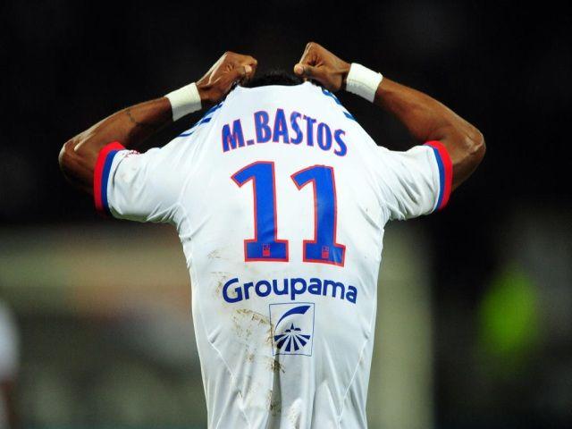 OL : Bastos doit signer aujourd'hui aux Emirats Arabes Unis