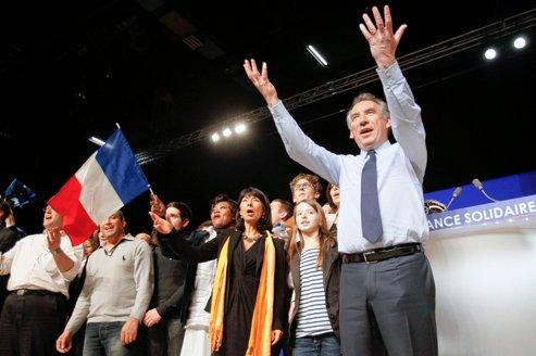 Présidentielle : François Bayrou se rappelle à Lyon aux bons souvenirs du centre