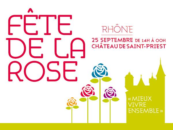 Queyranne et Delanoë attendus à la fête de la Rose de Saint-Priest