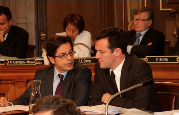 Municipales 2014 : Hamelin, candidat d'opposition préféré des Lyonnais