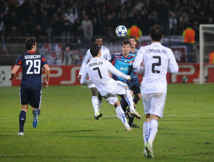 OL – Real Madrid : un nul qui laisse des regrets (vidéo)