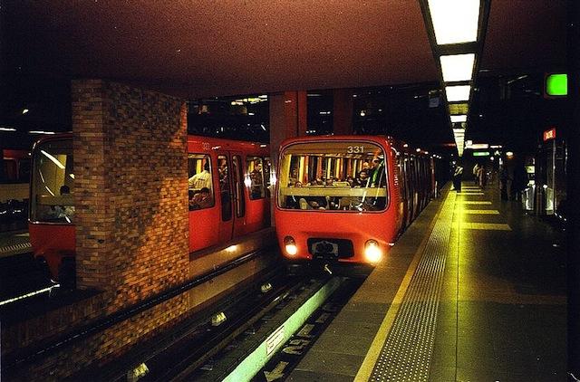Miracle dans le métro
