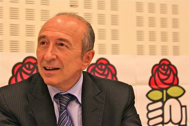 L'appel lyonnais pour la candidature de DSK vient « à contretemps », selon Collomb