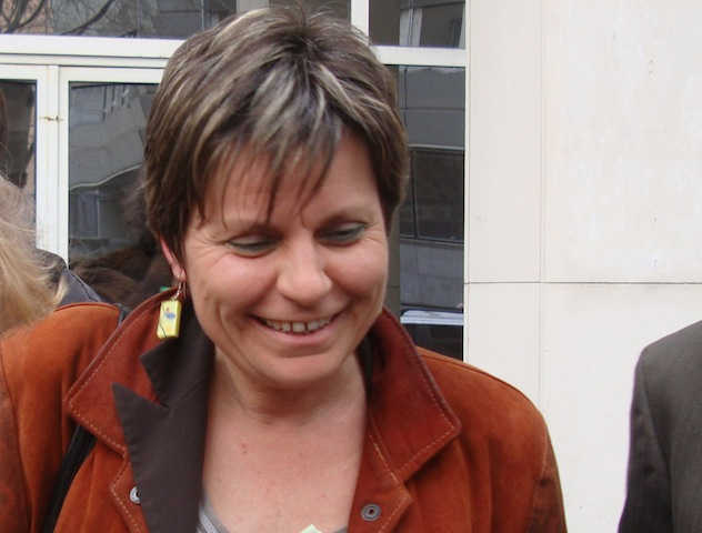 Municipales 2014 : Béatrice Vessiller candidate à Villeurbanne